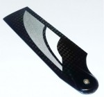 SAB 115mm Tail Blade Silver