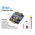 Regulator 4IN1 Spedix GS40F mini 40A BLheli_32 4x40A