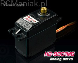 PowerHD HD-9001MG