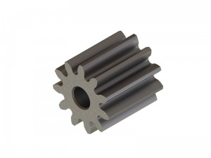 Hardened Pinion 11T MOD 0.4 - 1.5 Shaft