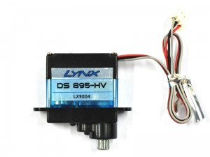 Lynx Servo DS-895-HV, 3 PC Set