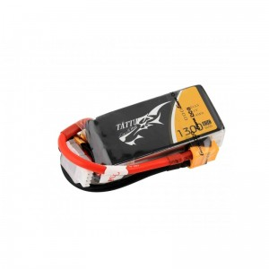 Tattu 1300mAh 11.1V 45C/90C 3S1P Lipo Battery Pack