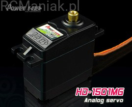 PowerHD HD-1501MG